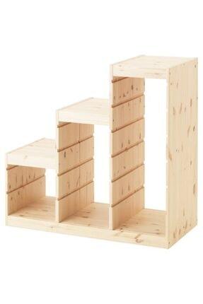 IKEA Trofast Iskelet Çam, 94x44x91 Cm