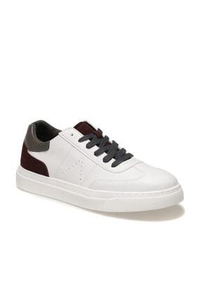 FORESTER RMK 1FX Beyaz Erkek Kalın Tabanlı Sneaker 101014132