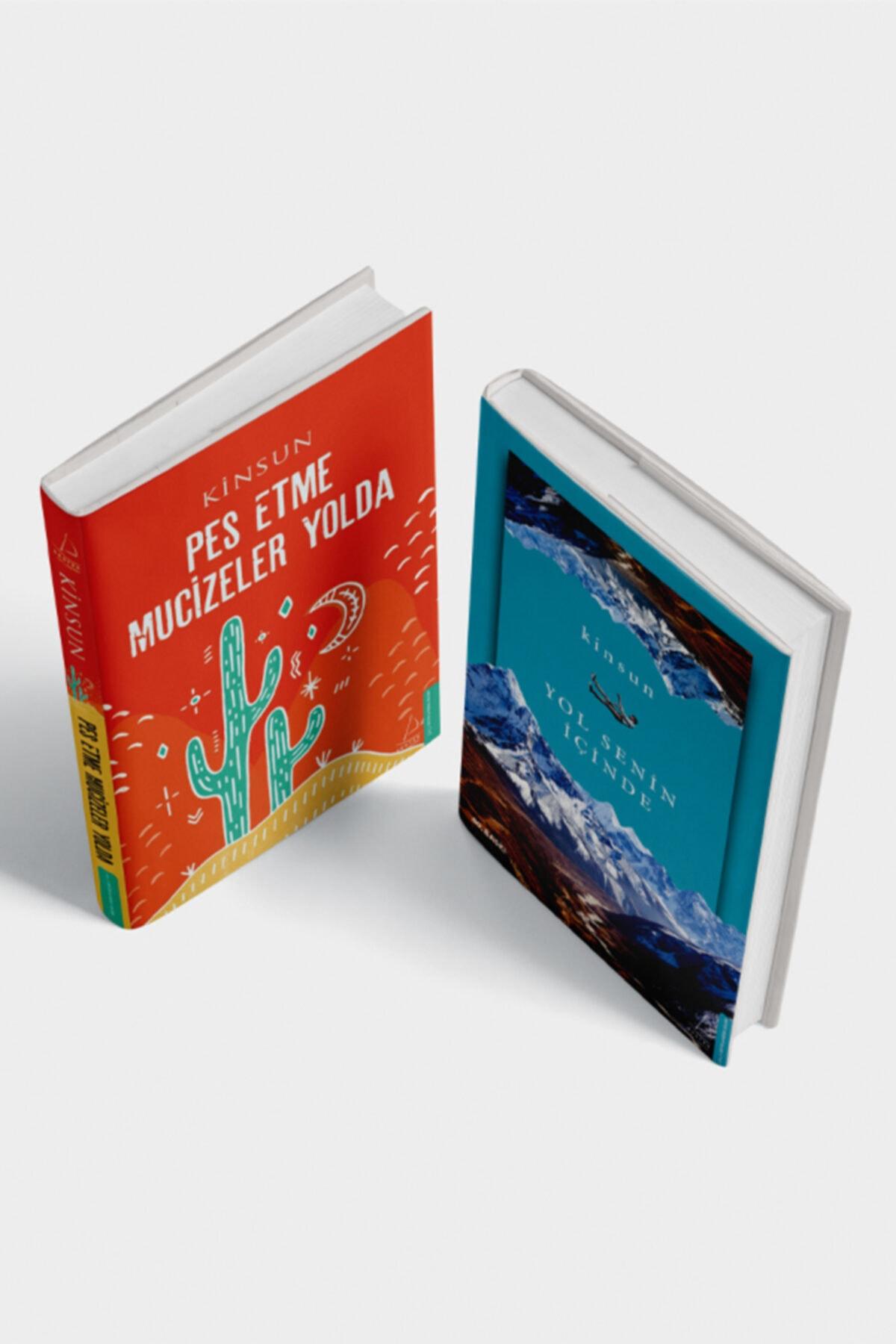 Destek Yayınları Kinsun 2 Kitap Set 1