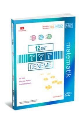 Üç Dört Beş Yayıncılık Tyt 12 Li Matematik Deneme