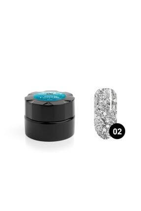 Tnl Professional Tırnak Ürünleri Tırnak Tasarım Jeli No:02