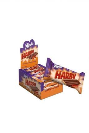 Alpella Harby Karamelli Bisküvi 25 gr *24 Adet