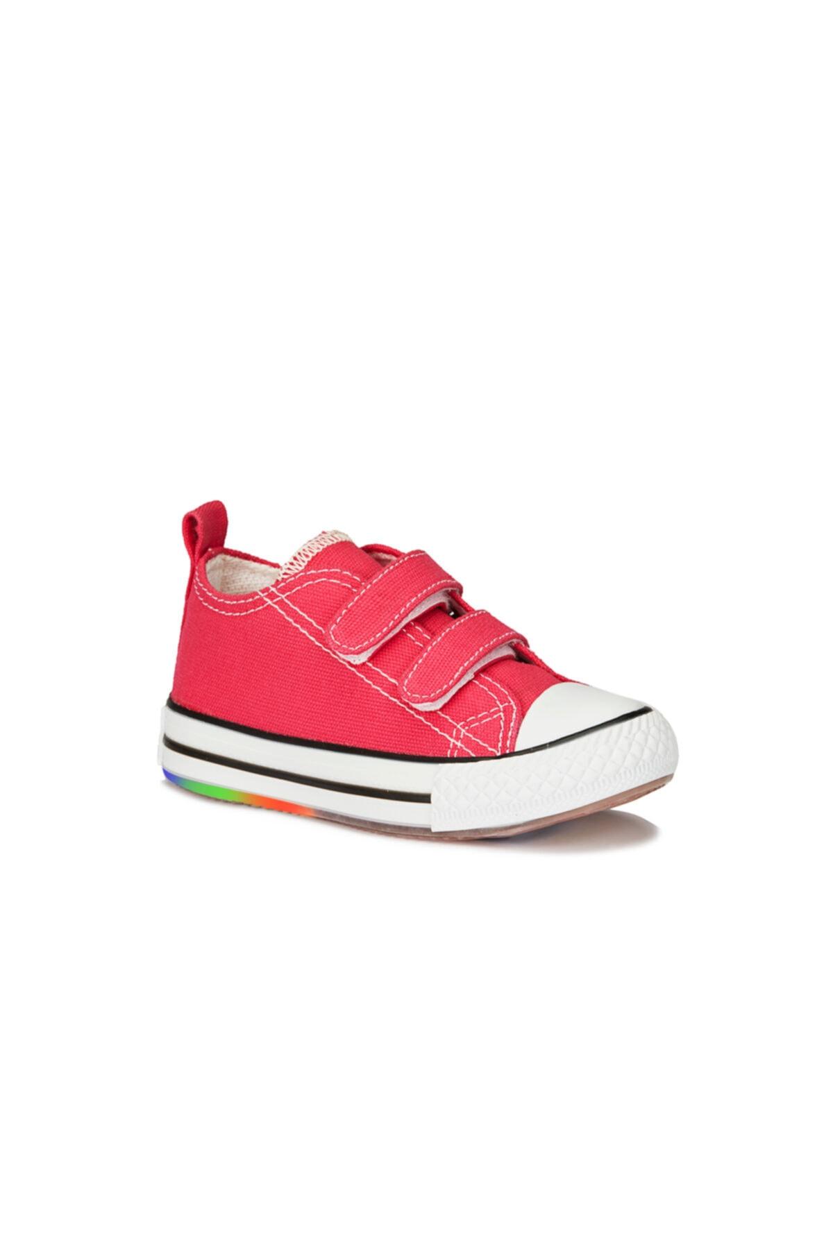 Vicco Pino Kız Çocuk Fuşya Spor Ayakkabı 1
