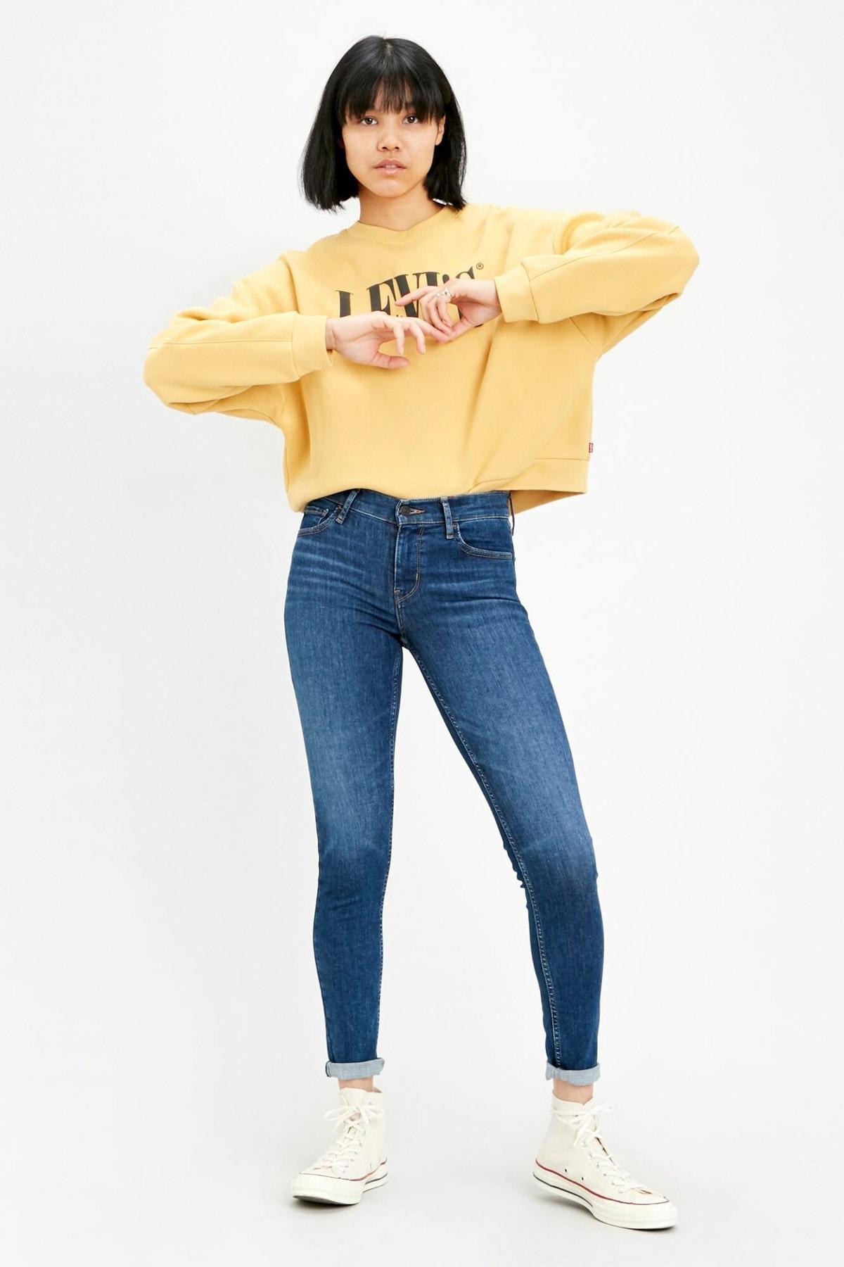 Levi's Kadın Innovation Super Skinny Jean 17780-0069 1