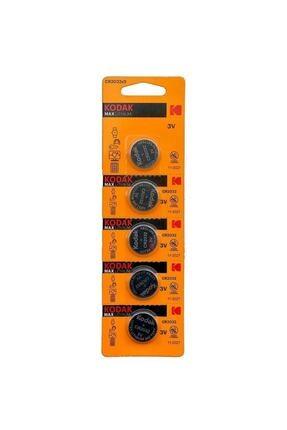 Kodak Lityum 3 Volt Pil 5'li Paket