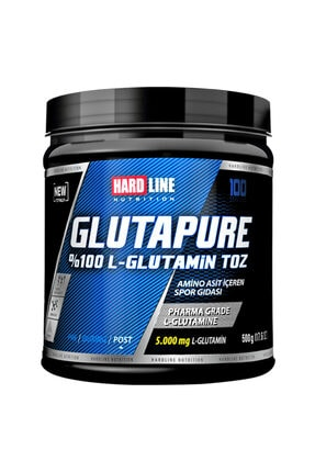 Hardline Glutapure 500 gr Glutamine