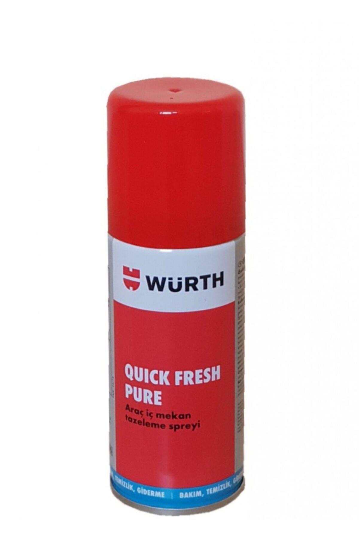 Würth Araç Içi Tazeleme Spreyi Quıck Fresh 100 ml 1