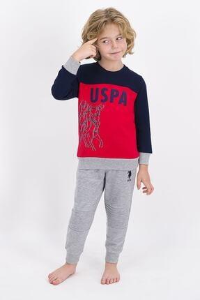 U.S. Polo Assn. Erkek Çocuk Lacivert Eşofman Takımı