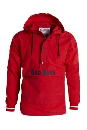 Bad Bear Kırmızı Erkek Mont Hurrıcane Crımsonred