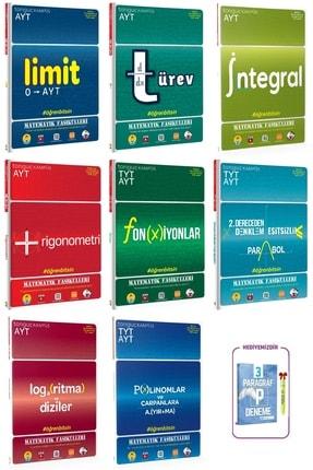 Tonguç Akademi Ayt Matematik Öğreten 8 Kitap Set