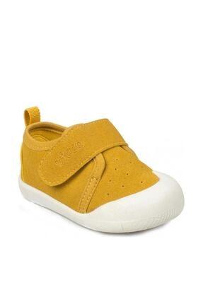 Vicco Unisex Bebek Sarı Yürüyüş Ayakkabısı 211 950.e19k224
