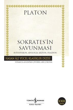 İş Bankası Kültür Yayınları Sokrates'in Savunması