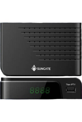 Sungate Titan Ip Tv Uydu Alıcısı