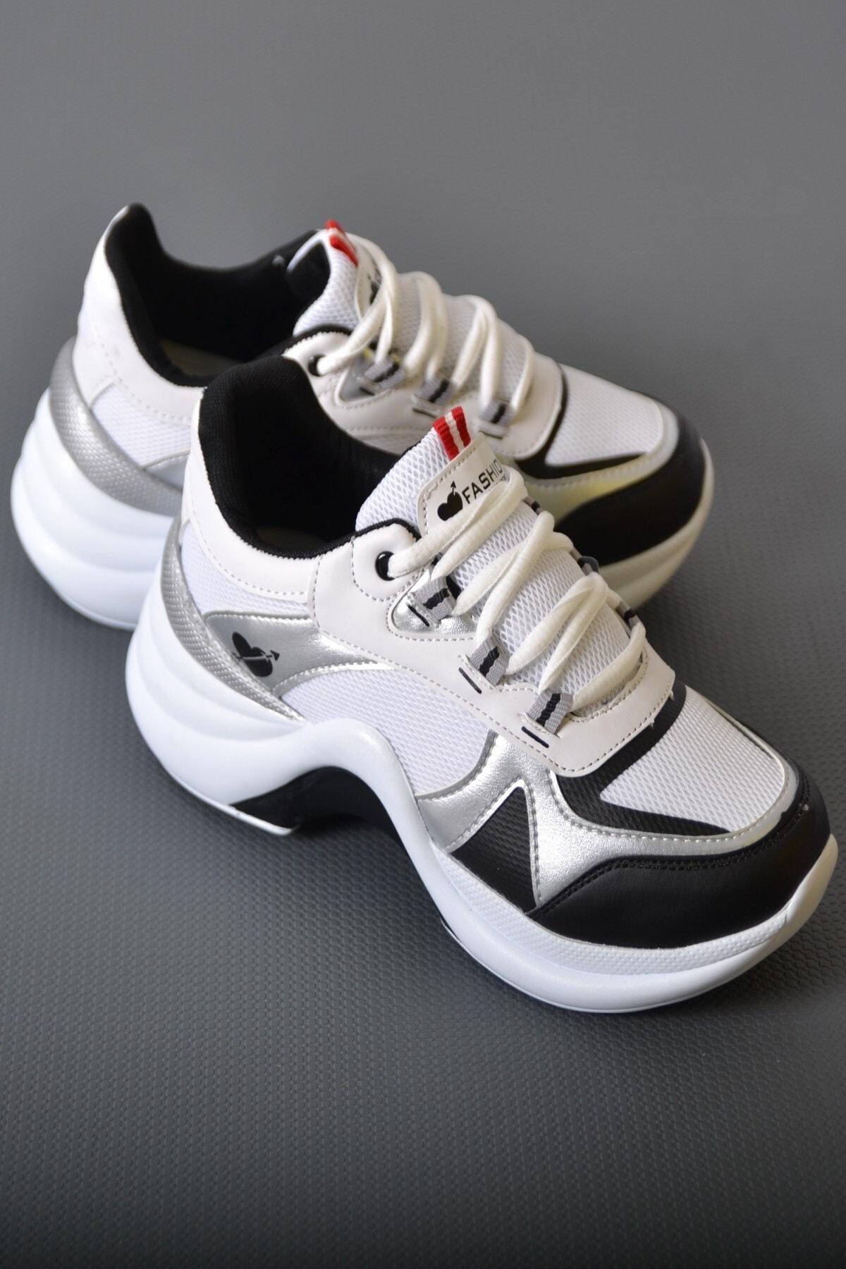 Twingo Kadın Beyaz  Sneaker 1