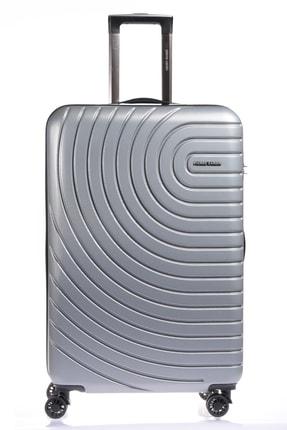 Pierre Cardin Pıerre Cardın 04pc1200-01-gr Gri Unısex Büyük Boy Bavul