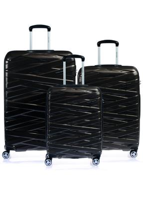 Pierre Cardin Pıerre Cardın 04pc1400-set Vizon Vizon Unısex 3 Lü Set Bavul