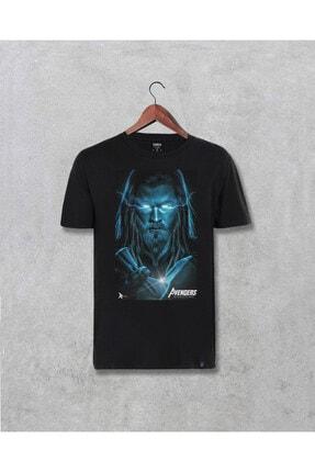 Darkia Marvel Thor Baskılı Tasarım Unisex Tişört