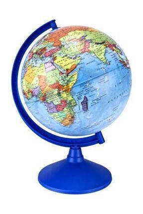 Brons Dünya Küre 30 Cm. Çap Siyasi