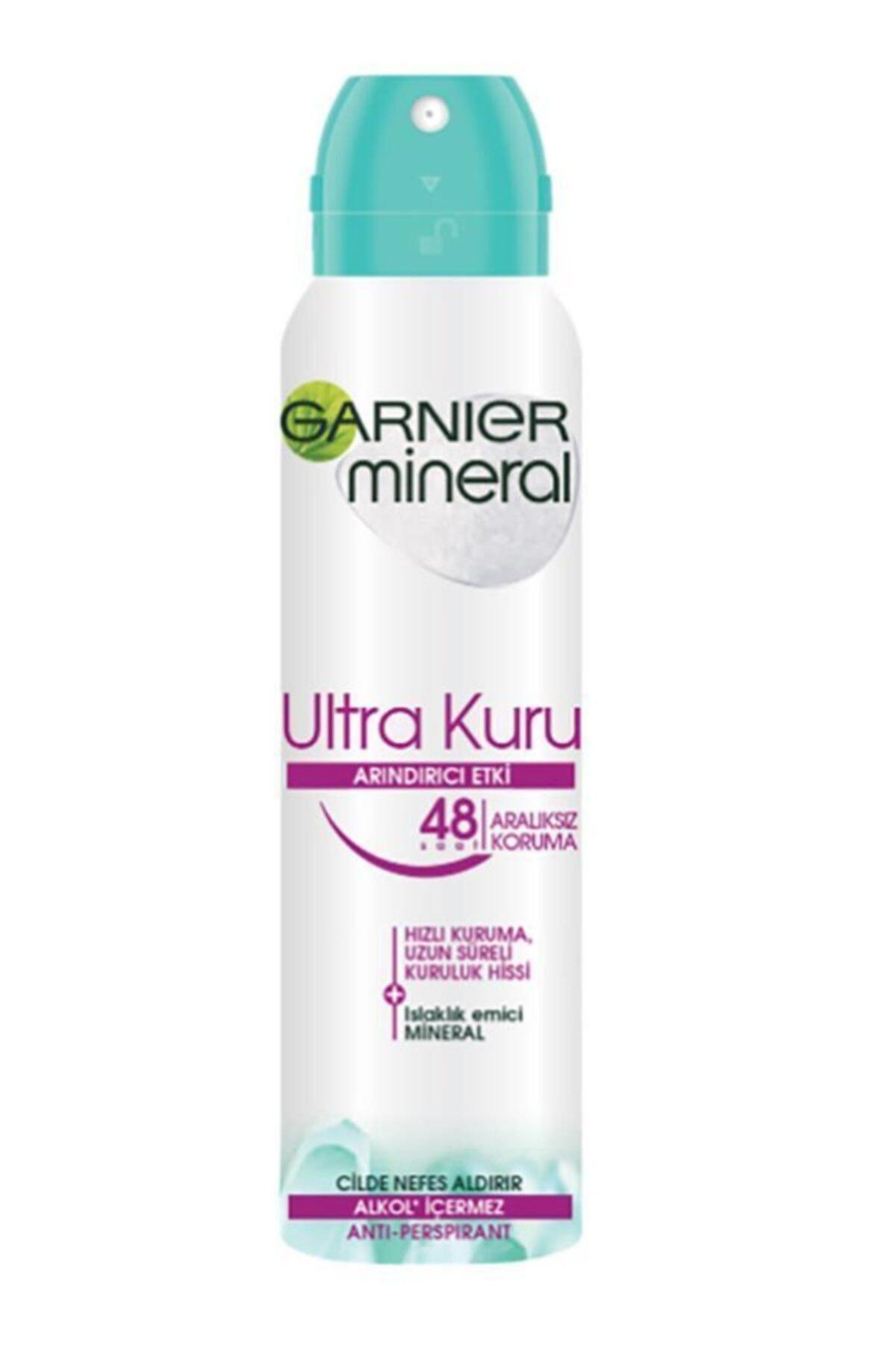 Garnier Mineral Ultra Kuru 48 Saat Koruma Deodorant 150 Ml 1