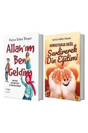 Hayykitap Allah'ım Ben Geldim + Korkutarak Değil Sevdirerek Din Eğitimi - Hatice Kübra Tongar Set