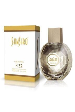 Sansiro K32 Bayan Parfüm 100 Ml