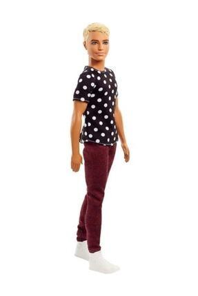 Barbie Moda Güzelleri Yakışıklı Ken