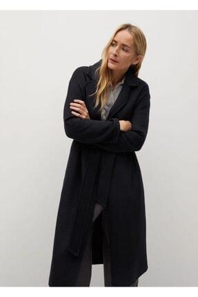 MANGO Woman El Dikimi Yün Palto