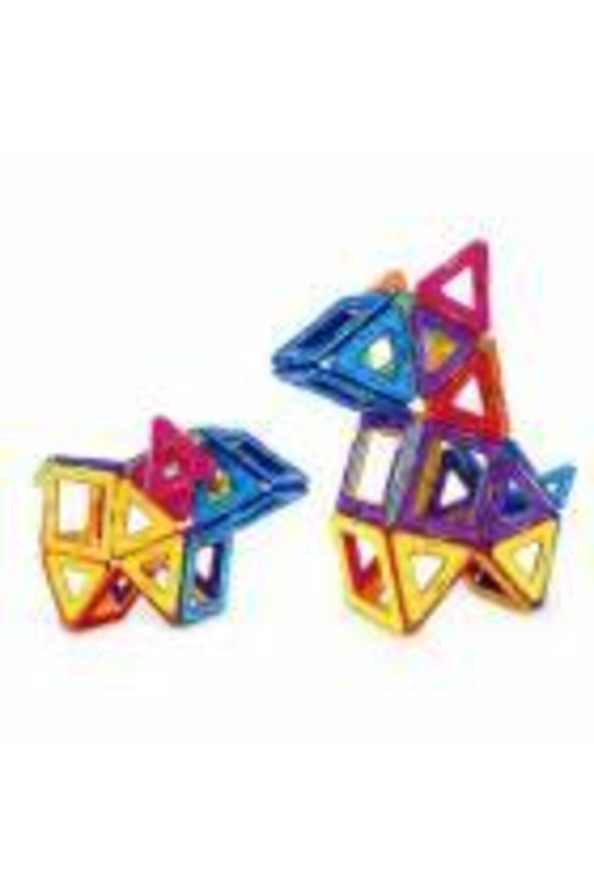 MONCHİCHİ Monchıchı Magic Magnetic Mıknatıslı Yapı Oyunu 14 Parça 1