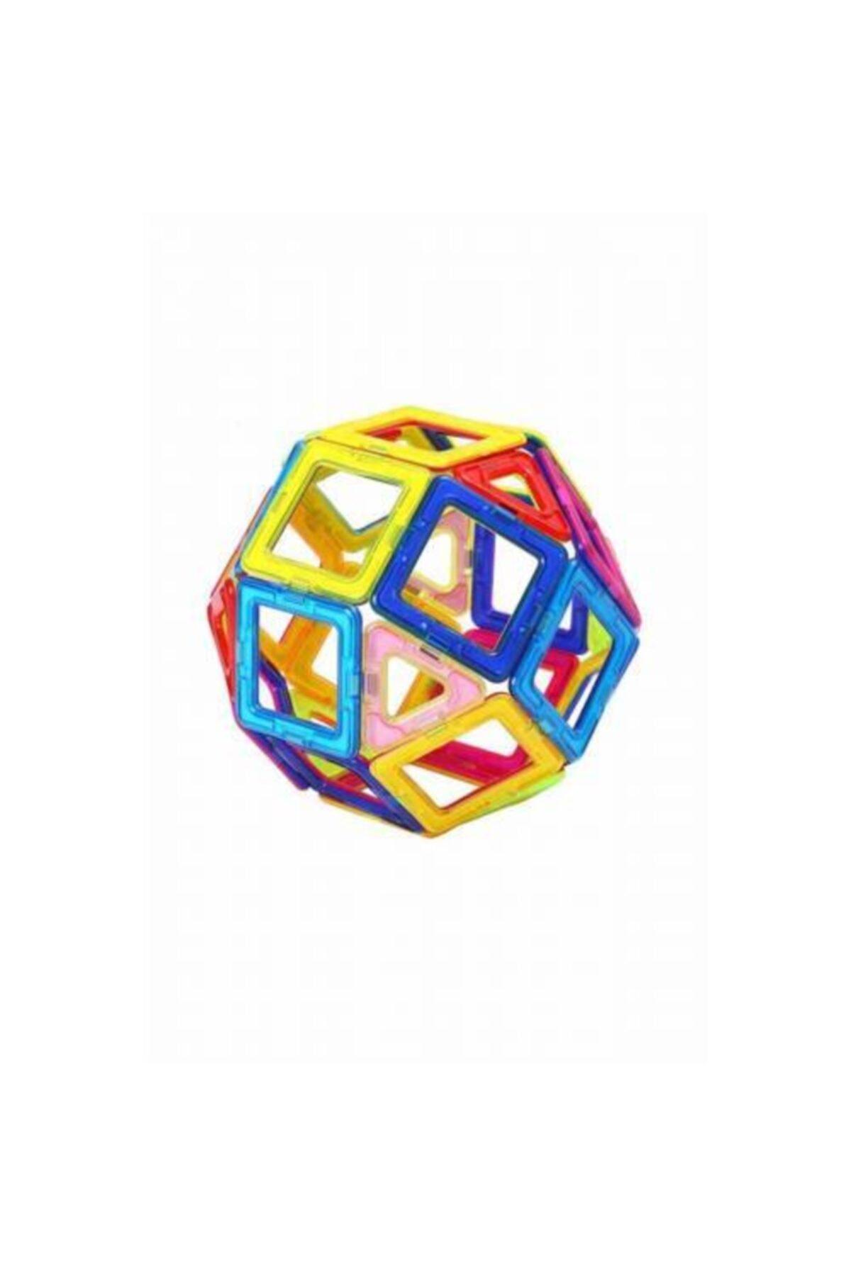 MONCHİCHİ Monchıchı Magic Magnetic Mıknatıslı Yapı Oyunu 14 Parça 2