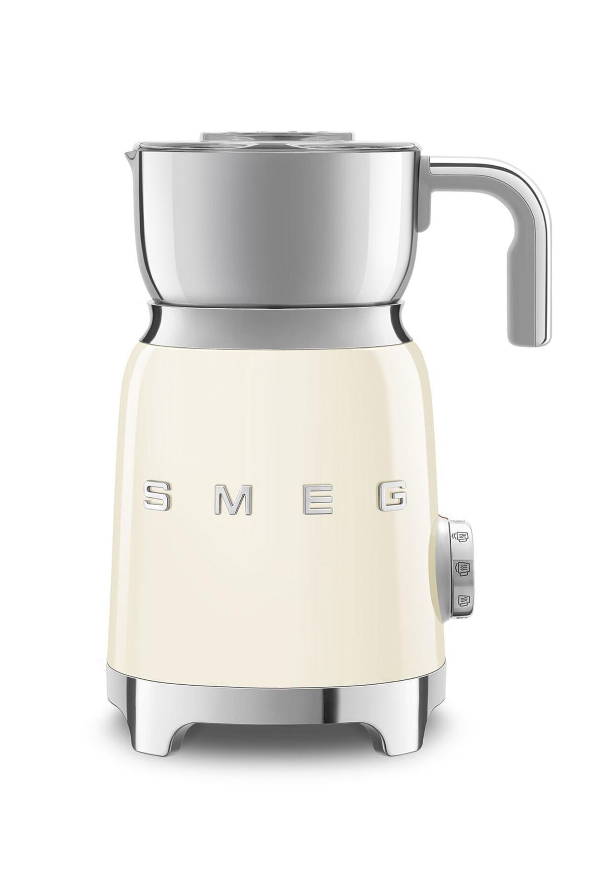 SMEG Mff01wheu Süt Köpürtme Makinesi Beyaz 2