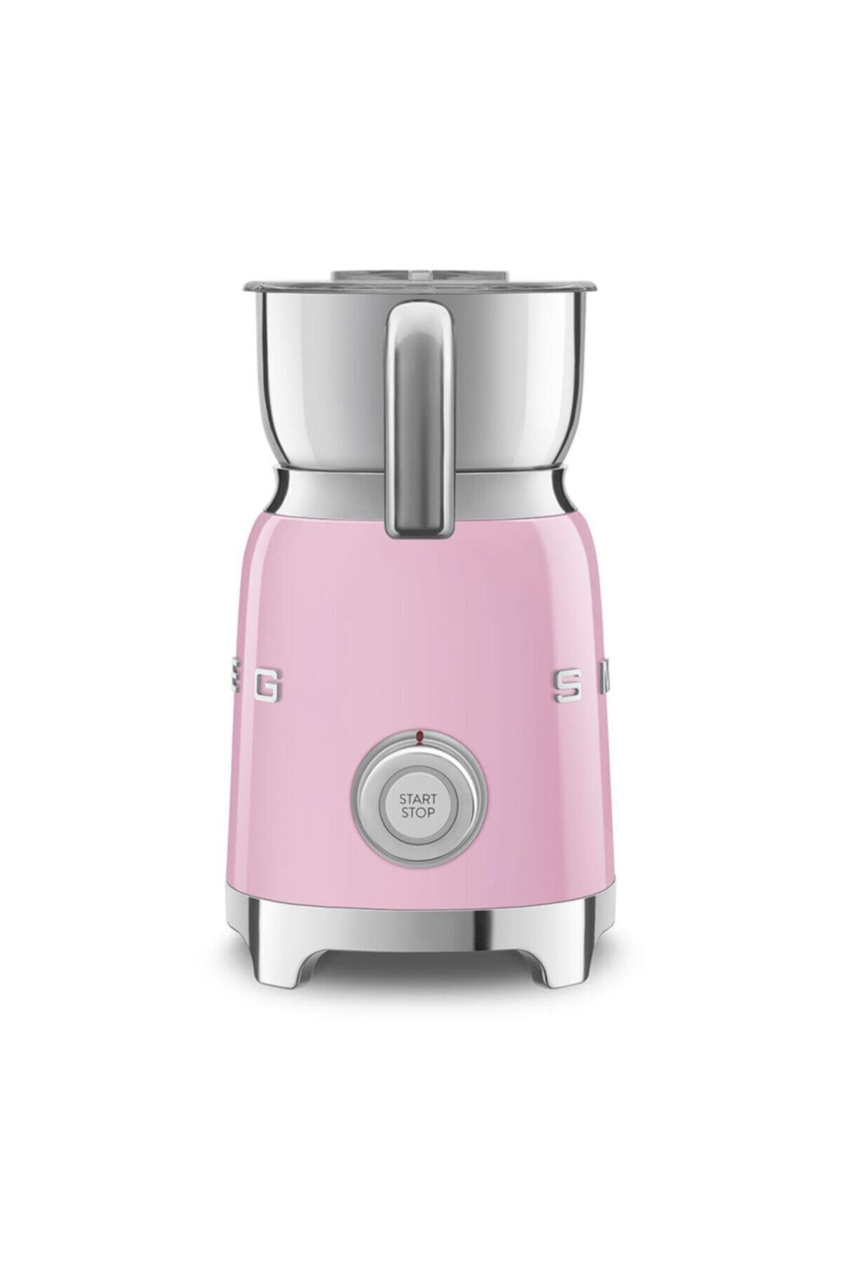 SMEG Mff01pkeu Süt Köpürtme Makinesi Pembe 2
