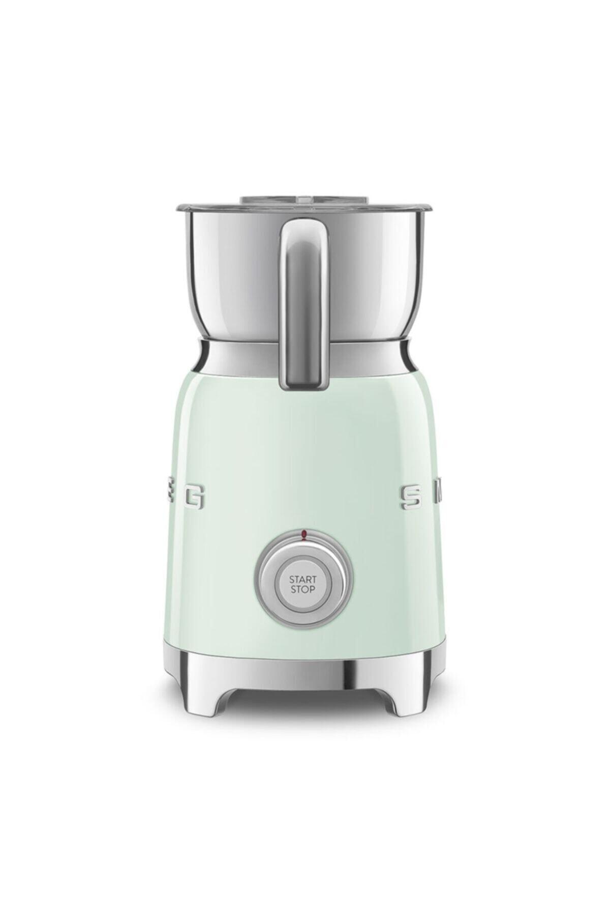 SMEG Mff01pgeu Süt Köpürtme Makinesi Pastel Yeşil 2