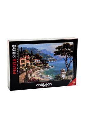 Anatolian Puzzle 2000 Parça Puzzle Kacış Escape