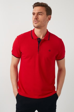 Buratti Erkek  Pamuklu Polo T Shirt 5902118