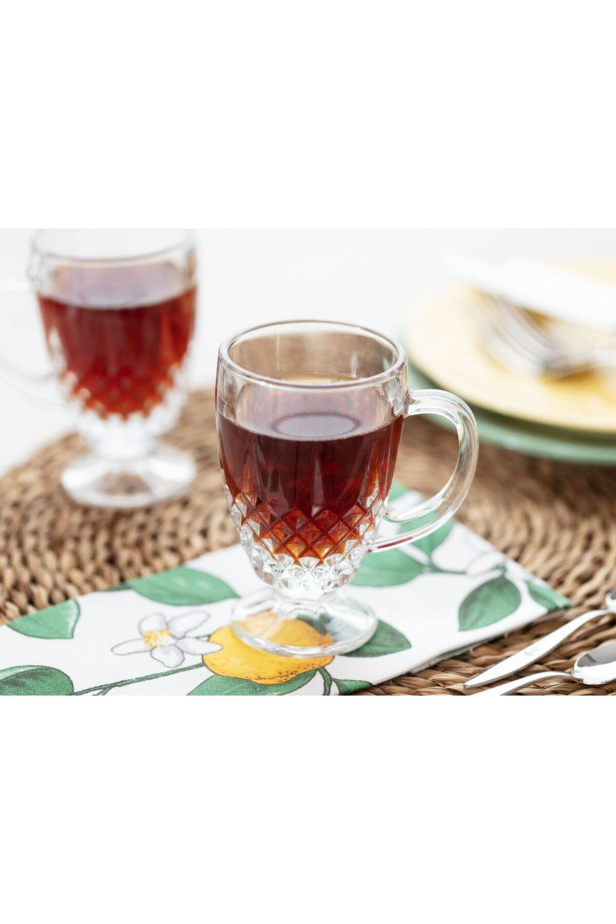 Madame Coco Lasalle 4'lü Çay Fincanı 1