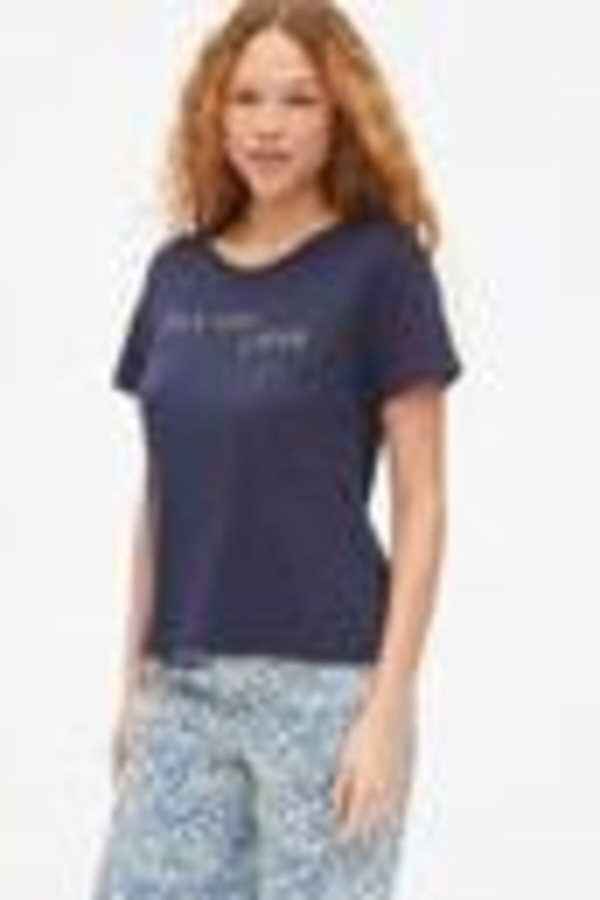 GAP Forever Favorite Kısa Kollu Grafik T-shirt 1