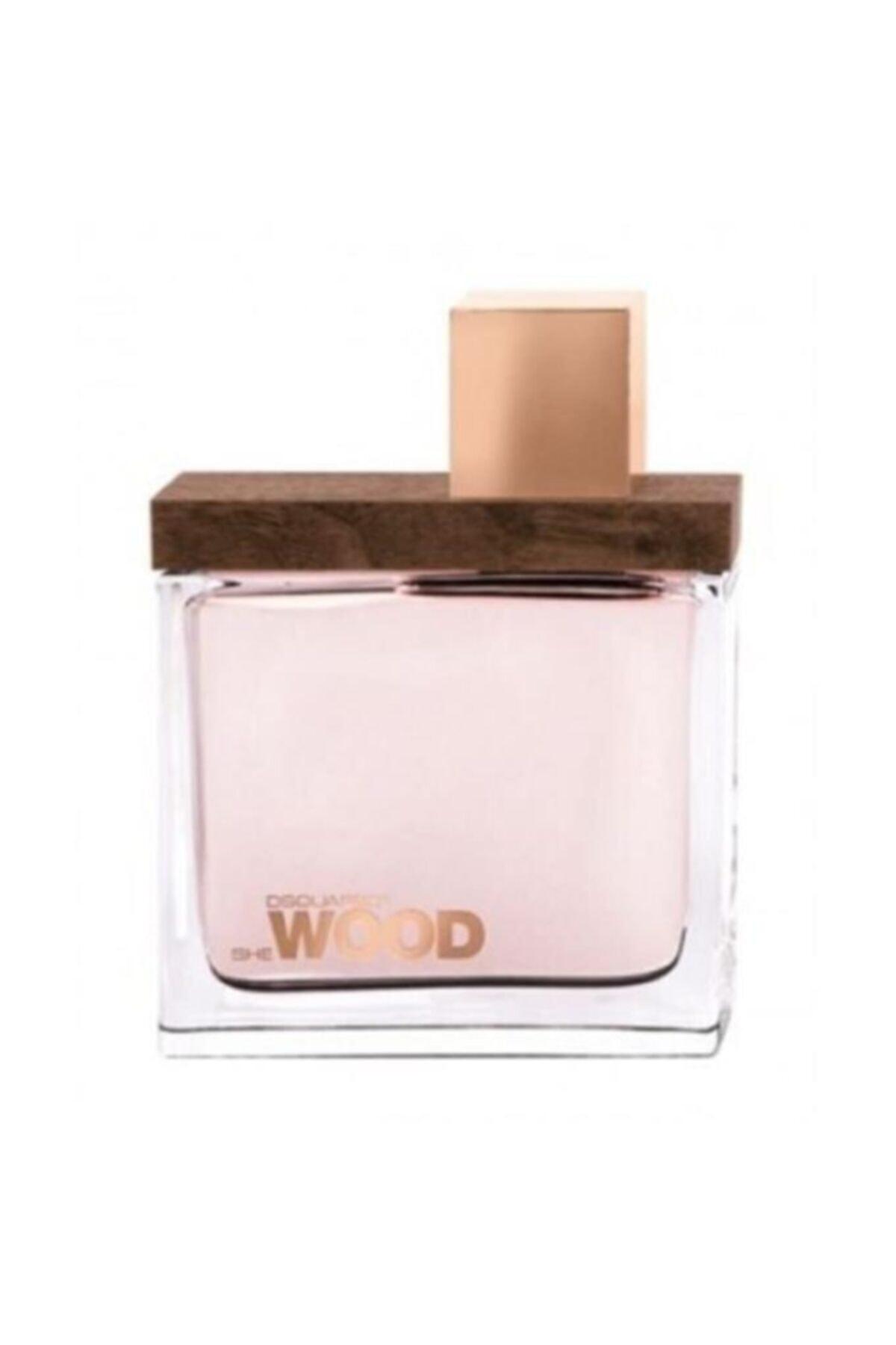 Dsquared She Wood Edp 100 ml Kadın Parfümü 8011530610029 1