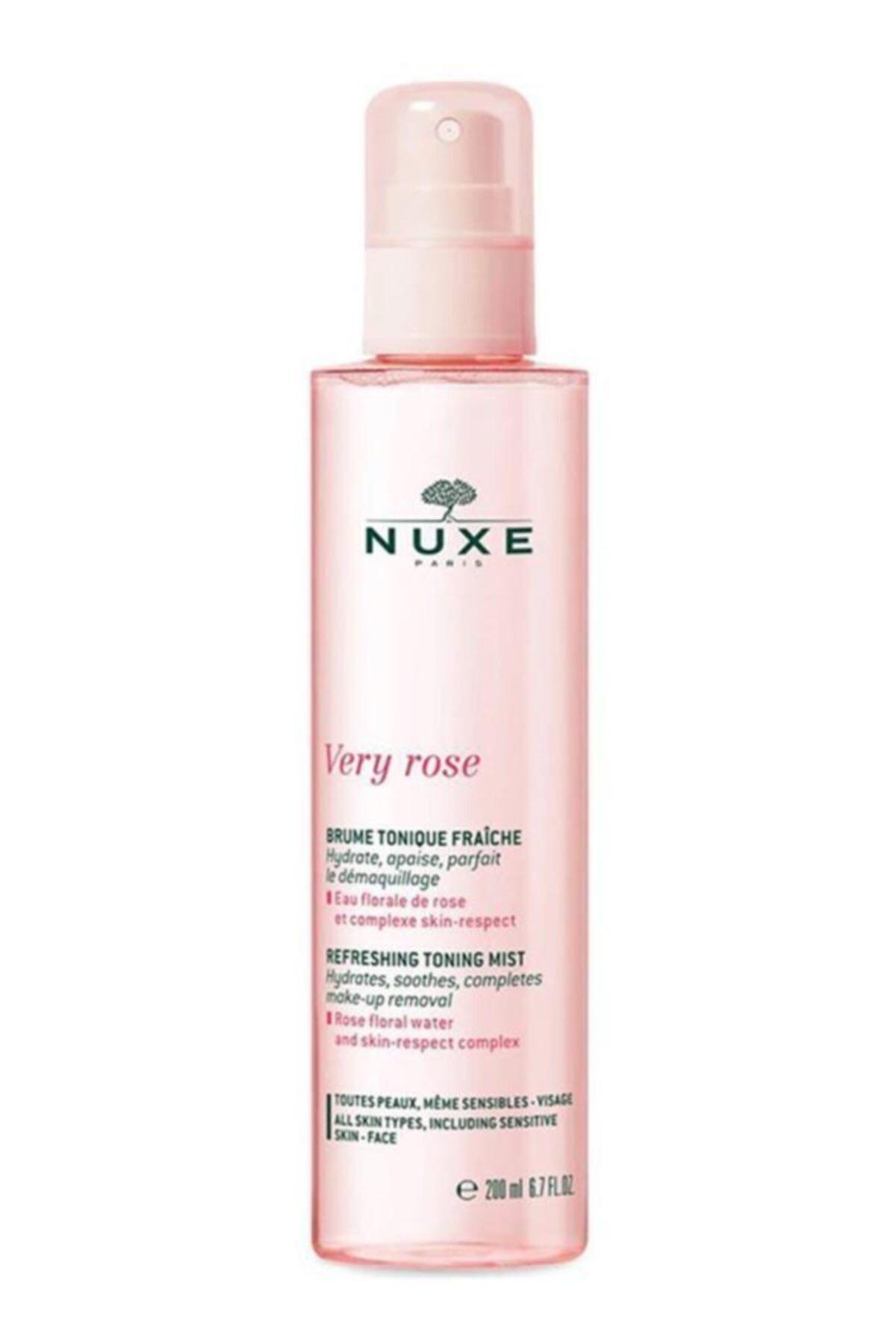 Nuxe Very Rose Refreshing Toning Mist Tonik 200 ml 1