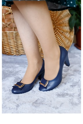 PUNTO Kadın  Klasik Topuklu Ayakkabı