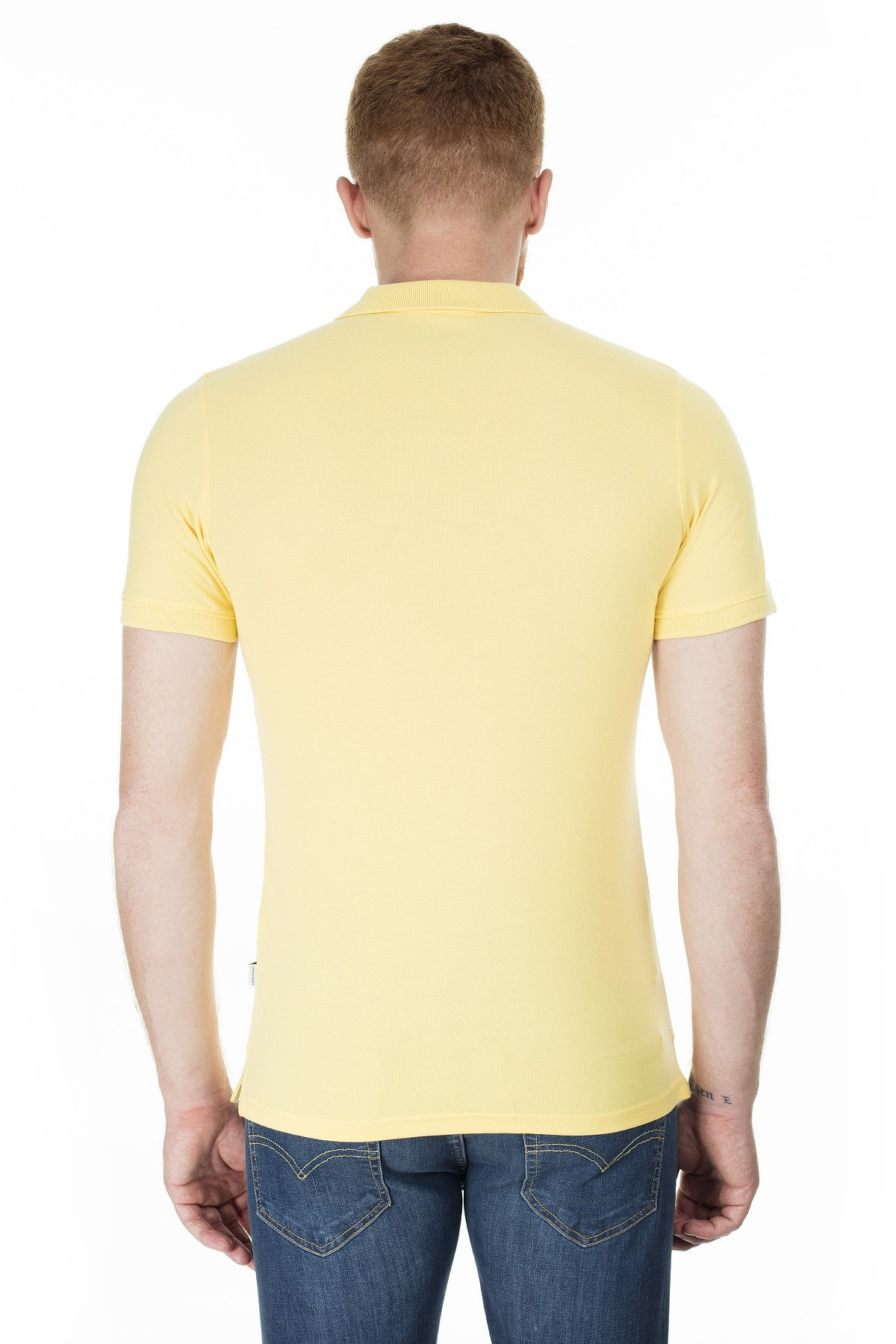 Jack & Jones Slim Fit Essentials Jjebasıc Polo T Shirt ERKEK POLO 121365162 2