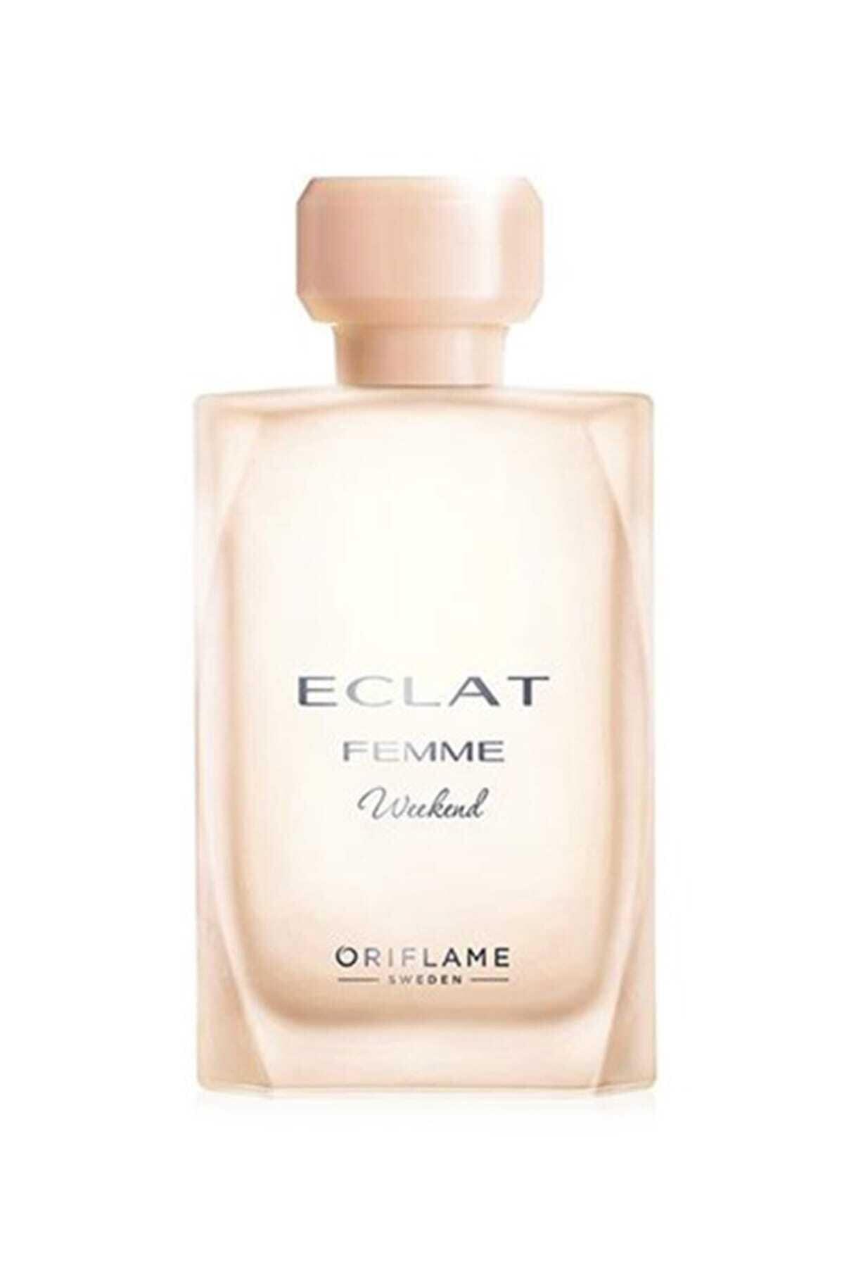 Oriflame Eclat Femme Weekend Edt 50 Ml Kadın Parfümü 1