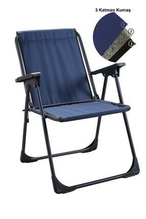 Evnovi Katlanır Sandalye Bahçe Balkon Piknik Kamp Sandalyesi