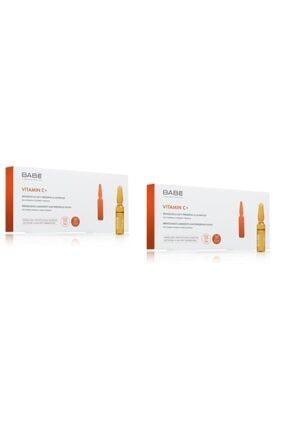 Babe Vitamin C+ 10'lu Ampul 10 X 2 ml 2'li Paket