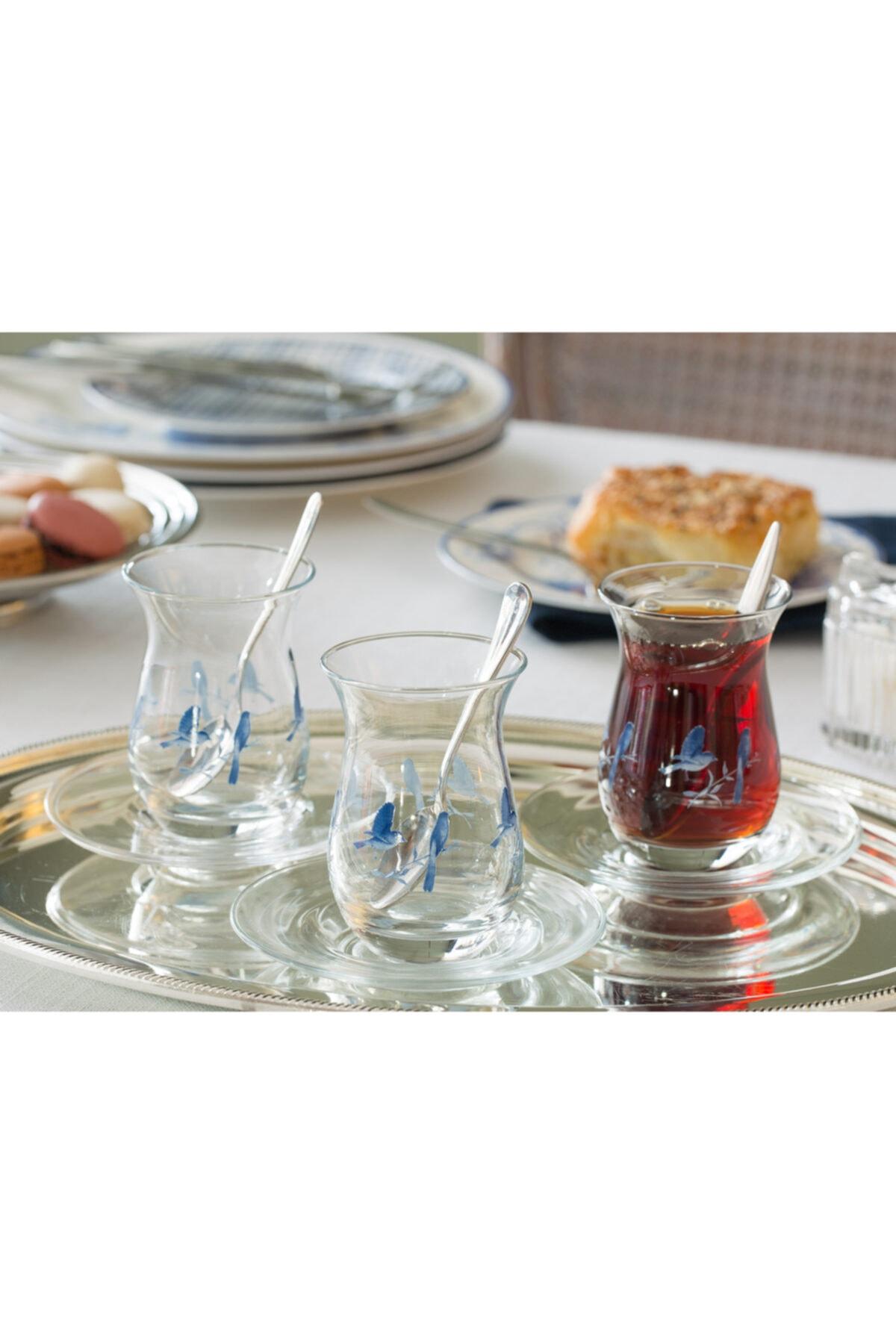 Madame Coco Antonin 6'lı Çay Bardağı 1
