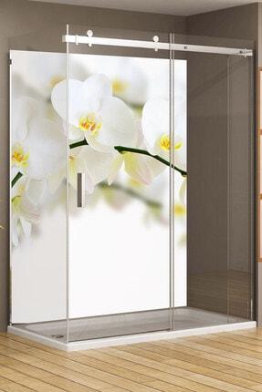 Kolhis 60cmx100cm Banyo Fayans Suya Dayanıklı Premium Sağlıklı Boya Yapışkanlı Folyo