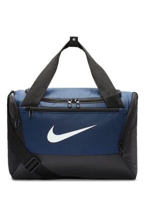 Nike Unisex Lacivert Brasılıa Xs Duffel 9.0 Spor Çanta (25l) Ba5961-410