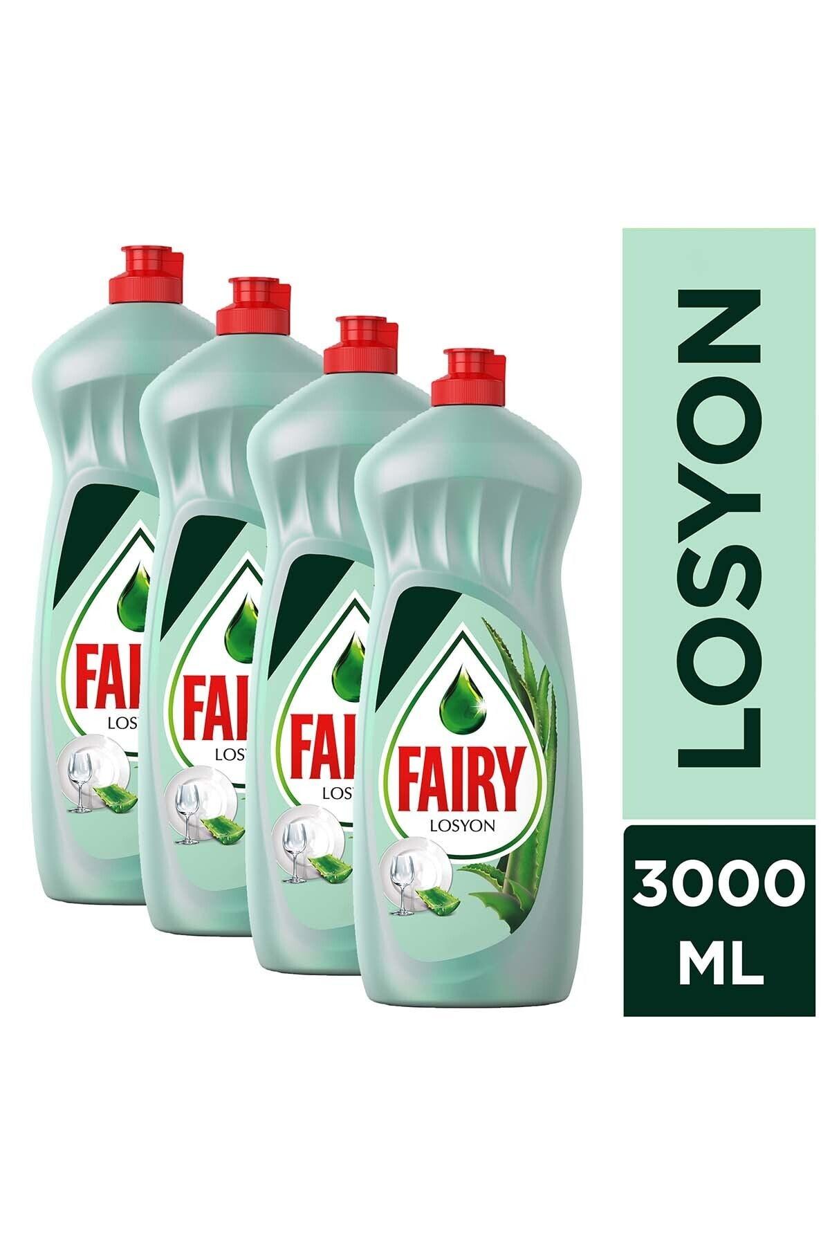 Fairy Losyon 750 Ml X 4 1