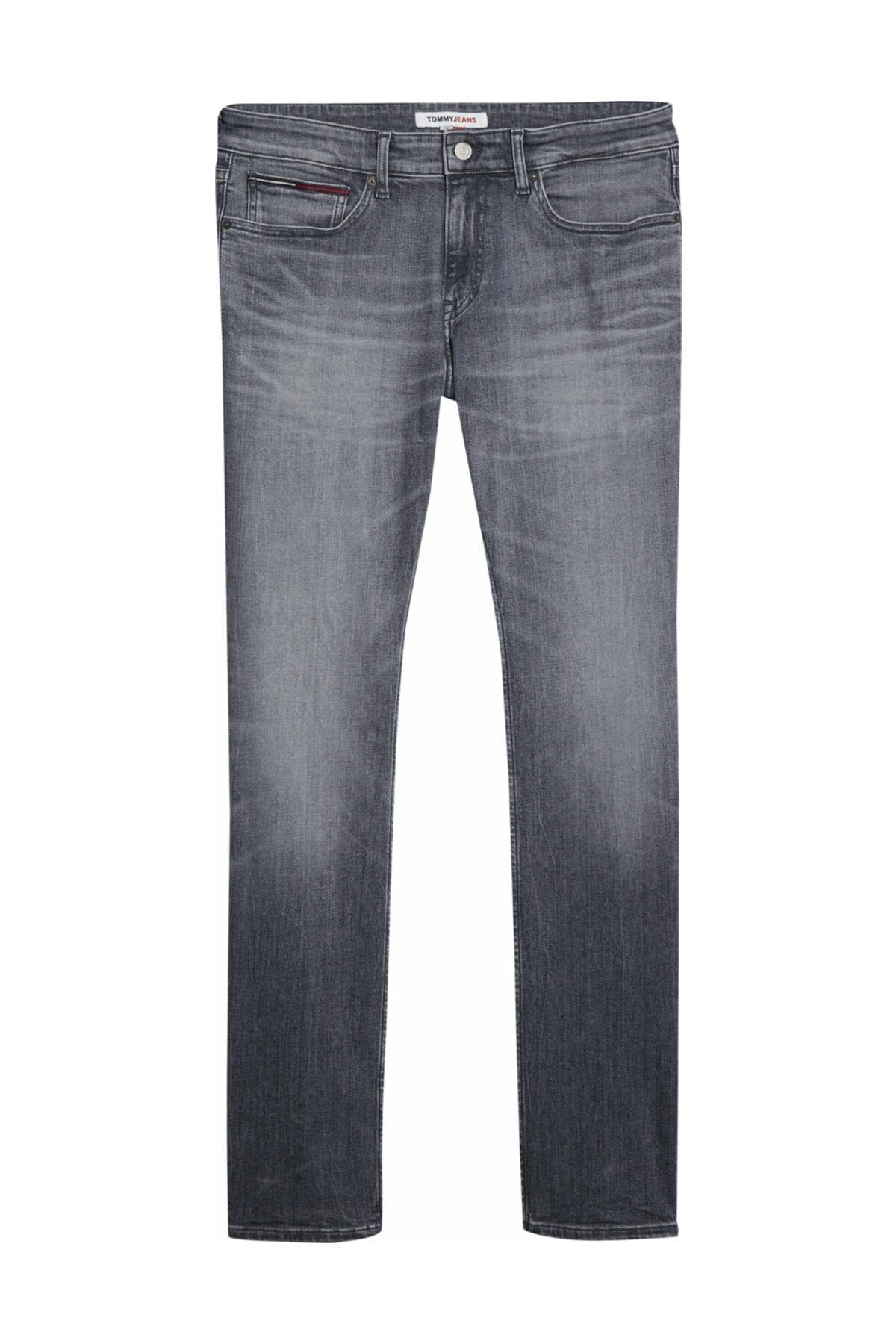 Tommy Hilfiger Erkek Denim Jeans Scanton Slım Mngrst DM0DM09282 1