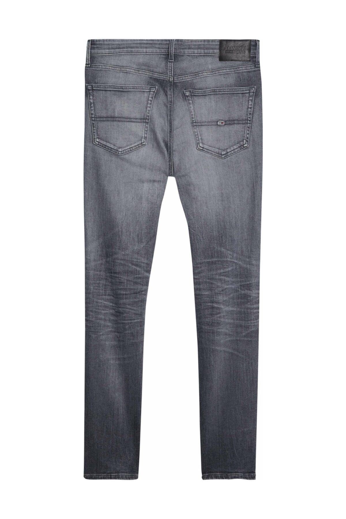 Tommy Hilfiger Erkek Denim Jeans Scanton Slım Mngrst DM0DM09282 2