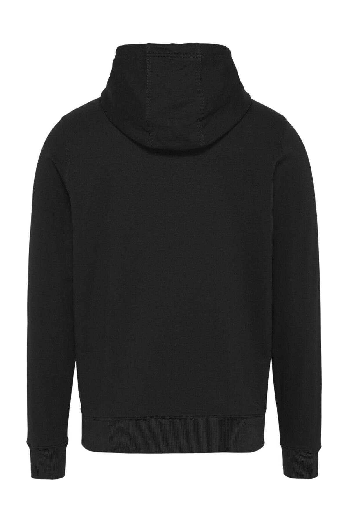 Tommy Hilfiger TH Erkek TJM Tommy Chest Graphic Sweatshirt DM0DM08730BDS 2